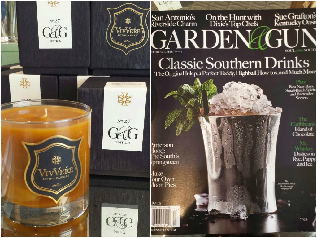Garden & Gun scent